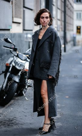 Street style, Erika Boldrin