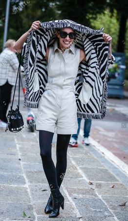 Street style, Micol Sabbadini