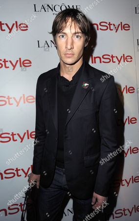 Editorial picture of InStyle's Best of British Talent Party, London, Britain - 27 Jan 2010