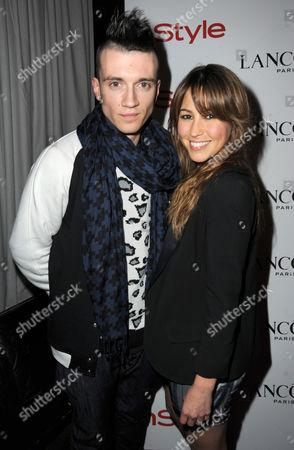 Frankmusik and Rachel Stevens