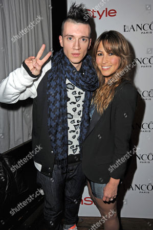 Editorial photo of InStyle's Best of British Talent Party, London, Britain - 27 Jan 2010