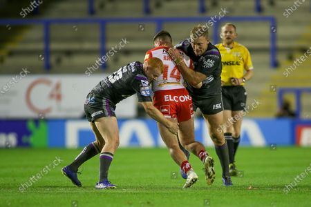 Editorial picture of St Helens RFC v Wakefield Trinity Wildcats, Betfred Super League - 15 Oct 2020