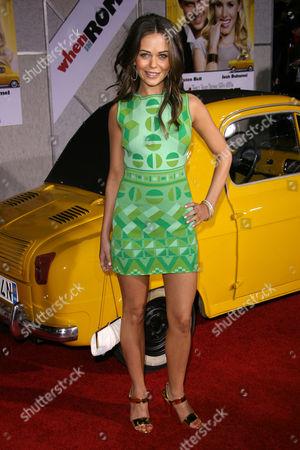 Editorial photo of 'When In Rome' film premiere, Los Angeles, America - 27 Jan 2010