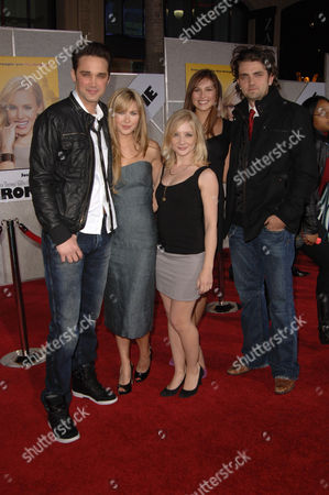 Editorial image of 'When In Rome' film premiere, Los Angeles, America - 27 Jan 2010