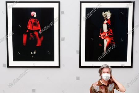 Editorial picture of 35th International Festival of Fashion and Photography, Hyeres, France - 15 Oct 2020