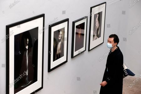 Editorial photo of 35th International Festival of Fashion and Photography, Hyeres, France - 15 Oct 2020