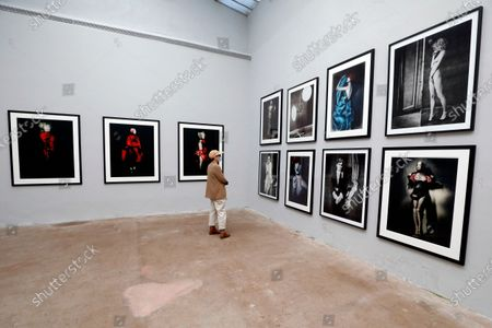 Editorial image of 35th International Festival of Fashion and Photography, Hyeres, France - 15 Oct 2020