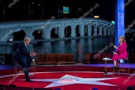 Editorial picture of Election 2020 Trump, Miami, United States - 15 Oct 2020