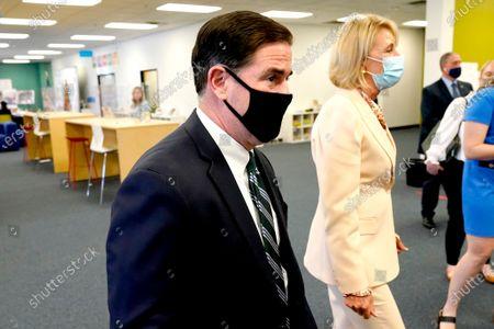 Editorial photo of Virus Outbreak Arizona, Phoenix, United States - 15 Oct 2020