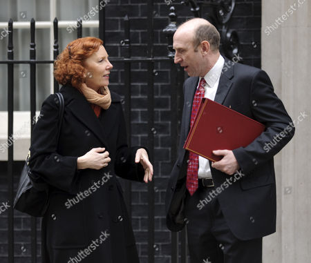 Baroness Royall and Lord Adonis