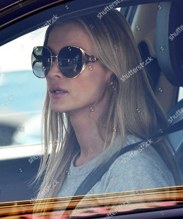 Editorial picture of Exclusive - Joanna Krupa out and about, Woodland Hills, Los Angeles, California, USA - 15 Oct 2020