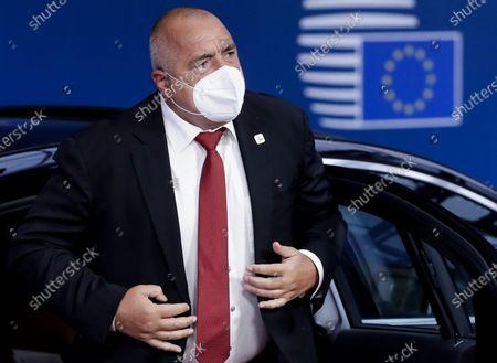 Editorial picture of European Council, Brussels, Belgium - 16 Oct 2020
