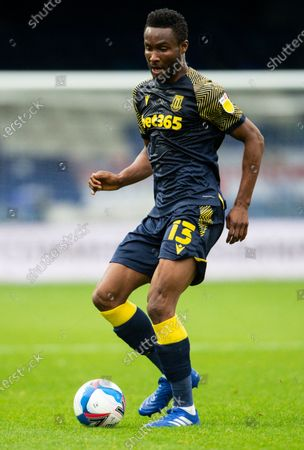 John Obi Mikel of Stoke City