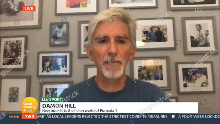 Stock Image of Damon Hill