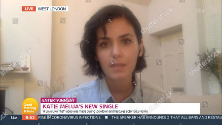 Editorial picture of 'Good Morning Britain' TV Show, London, UK - 16 Oct 2020