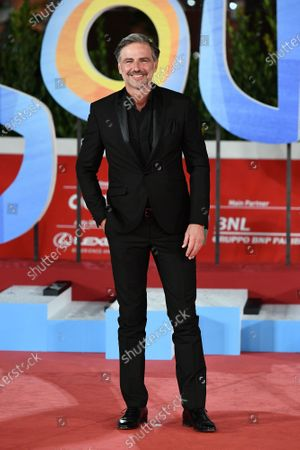 Editorial photo of 'Soul' film premiere, Arrivals, Rome Film Fest, Italy - 15 Oct 2020