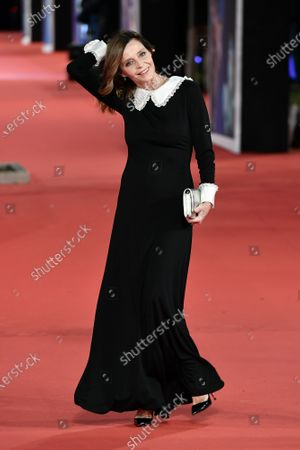 Eliana Miglio on the Red carpet of cartoon 'Soul' at the 15h Rome Film Festival, Rome, ITALY-15-10-2020
