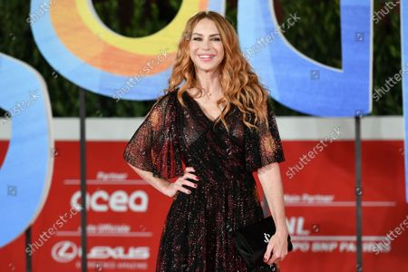 Editorial picture of 'Soul' film premiere, Arrivals, Rome Film Fest, Italy - 15 Oct 2020