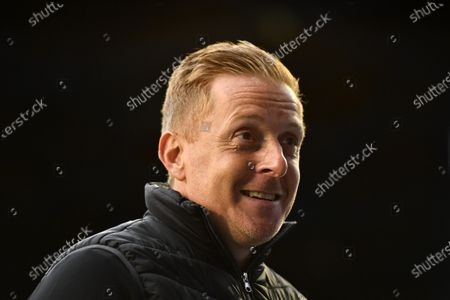 Garry Monk manager of Sheffield Wednesday.