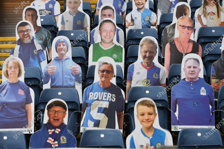 Editorial photo of Blackburn Rovers v Nottingham Forest, EFL Sky Bet Championship, Football, Ewood Park, Blackburn, UK - 17 Oct 2020