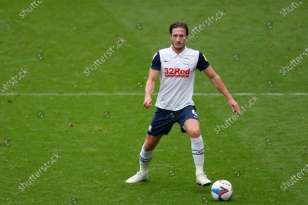 Stock Picture of Ben Davies of Preston North End