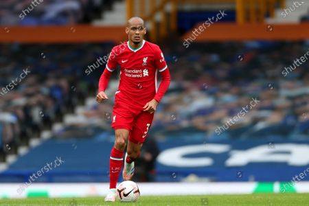 Editorial picture of Everton v Liverpool, Premier League, Football, Goodison Park, Liverpool, UK - 17 Oct 2020