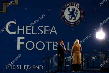 Editorial photo of Chelsea v Southampton, Premier League, Football, Stamford Bridge, London, UK - 17 Oct 2020