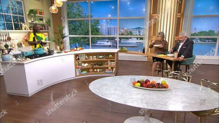 Editorial picture of 'This Morning' TV Show, London, UK - 16 Oct 2020