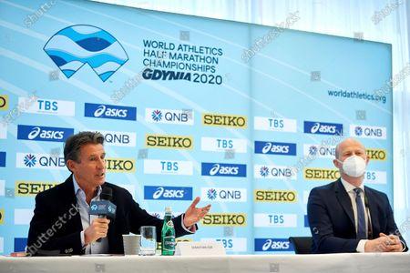 Editorial image of World Athletics Half Marathon Championships Gdynia 2020, Poland - 16 Oct 2020