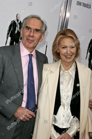 Richard Durden and guest