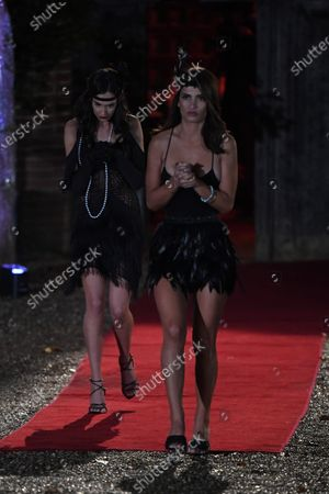Exclusive - Clelia Theodorou & Nicole Bass in Chelmsford