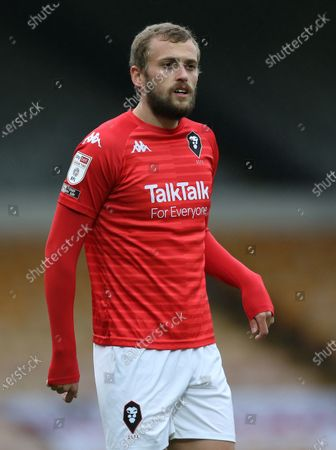 Salford City's James Wilson