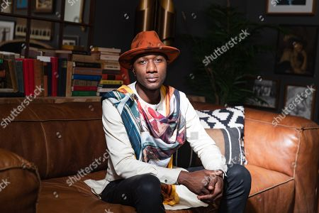 Editorial picture of Exclusive - Aloe Blacc: Live from My Den, Season 1 for Artists Den, Los Angeles, USA - 23 Oct 2020