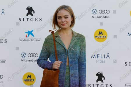 Editorial photo of 53rd Sitges Fantastic Film Festival, Spain - 16 Oct 2020