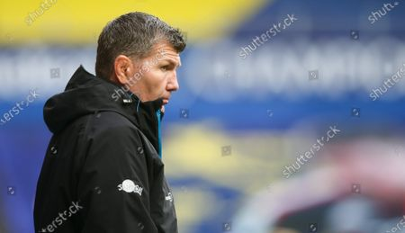 Exeter's Director of Rugby Rob Baxter