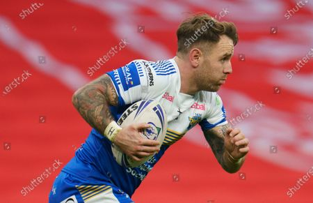 Editorial photo of Leeds Rhinos v Salford Red Devils, Coral Challenge Cup Final, Rugby League, Wembley Stadium, London, UK - 17 Oct 2020