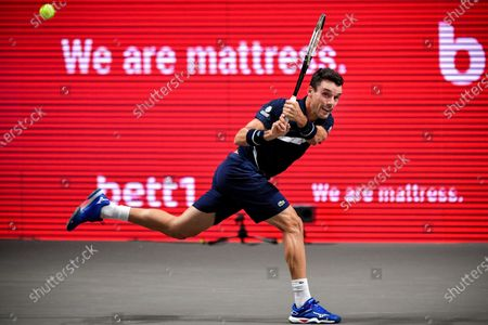 Editorial picture of ATP bett1HULKS Indoors tennis tournament in Cologne, Germany - 16 Oct 2020