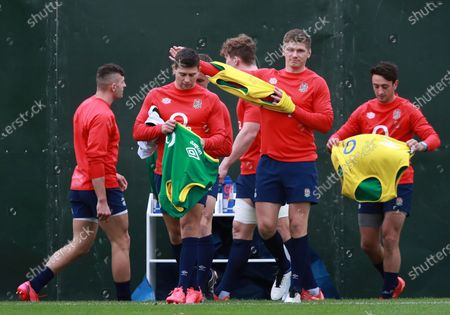 Editorial picture of Rugby England, London, United Kingdom - 16 Oct 2020