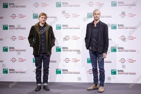 Editorial image of 'Stardust' photocall, 15th Rome Film Festival, Italy - 16 Oct 2020