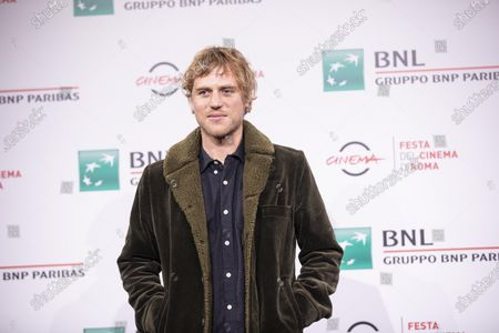 Editorial picture of 'Stardust' photocall, 15th Rome Film Festival, Italy - 16 Oct 2020