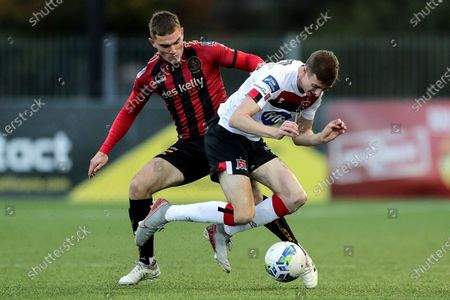 Editorial image of SSE Airtricity League Premier Division, Oriel Park, Co. Louth - 16 Oct 2020