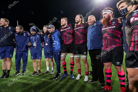 Editorial image of Toulon v Bristol Bears Challenge Cup Final, France - 16 Oct 2020