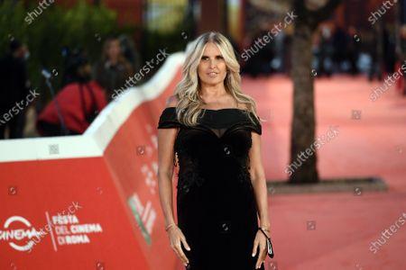 Editorial picture of 'Supernova' premiere, 15th Rome Film Festival, Italy - 16 Oct 2020