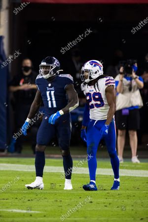 Editorial picture of Bills Titans Football, Nashville, United States - 13 Oct 2020