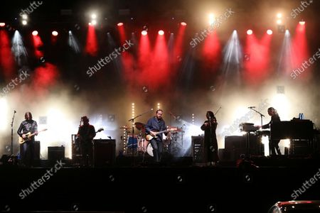 Editorial image of Jason Isbell and The 400 Unit In Concert - , Atlanta, United States - 16 Oct 2020