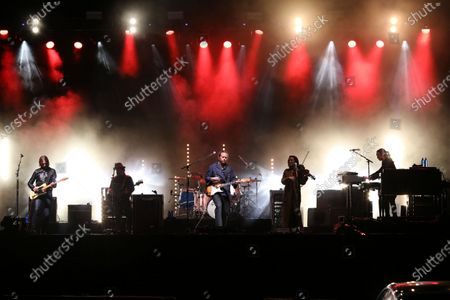 Editorial photo of Jason Isbell and The 400 Unit In Concert - , Atlanta, United States - 16 Oct 2020