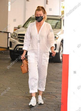 Stock Picture of Ellen Pompeo