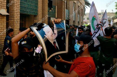 Editorial image of Baghdad, Iraq - 17 Oct 2020