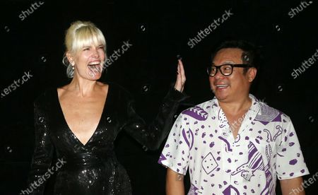 Eugenia Kuzmina, Jimmy Shin