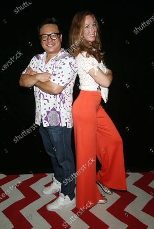 Jimmy Shin, Renee Percy